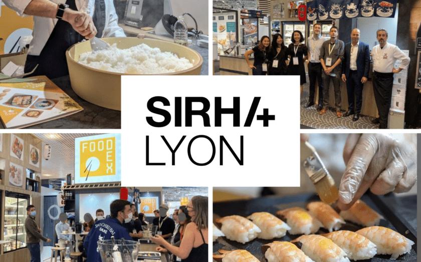 sirha lyon foodex 2021