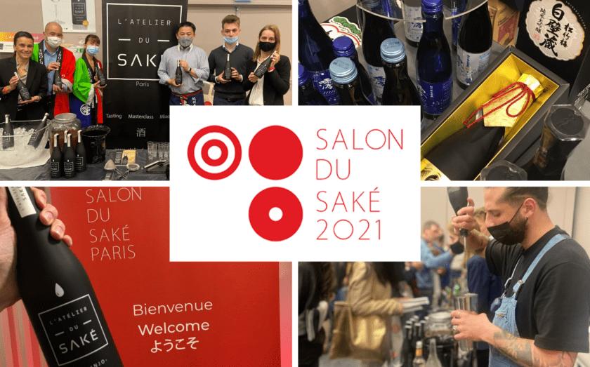 Salon du saké Foodex Atelier du saké